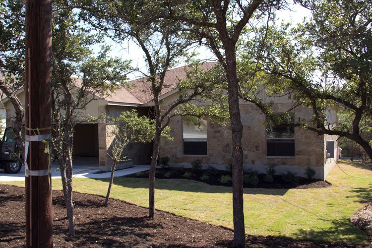 Dripping Springs Traditional Home 1