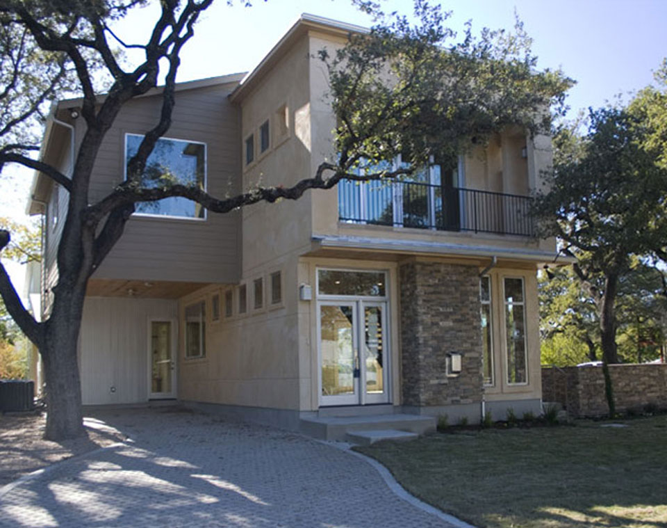South Central Austin Urban Home